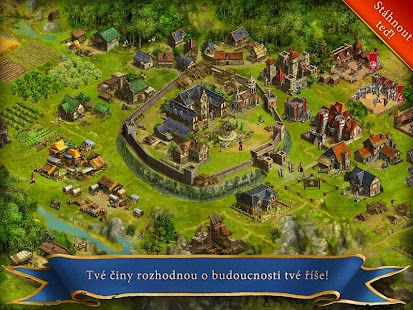 Imperia Online Středověká Hra - náhled