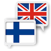 App Icon for Finnish English Translate App in Czech Republic Google Play Store