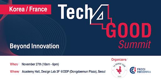 Tech4Good Summit