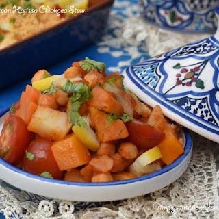 Moroccan Stew Harissa Recipes