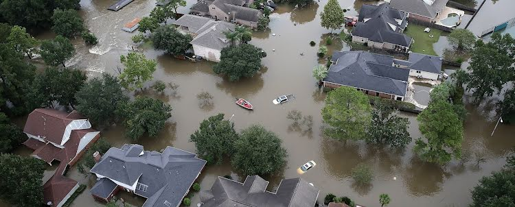 American Red Cross: Hurricane Harvey