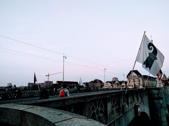 ライン川のにかかる橋