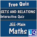 JEE MAIN MATH SETS & RELATIONS icon