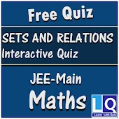 JEE MAIN MATH SETS & RELATIONS