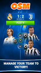 Online Soccer Manager (OSM) APK screenshot thumbnail 2