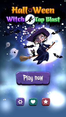 Toon Tap Blast : Halloween Puzzleのおすすめ画像1