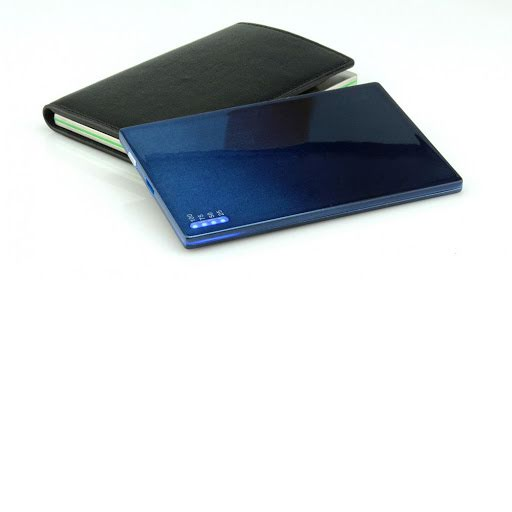 Ultra Slim Aluminium Powerbanks