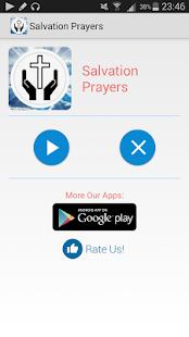 Salvation Prayers - náhled