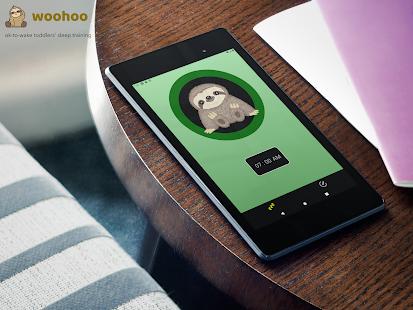 Часы для малышей Woohoo