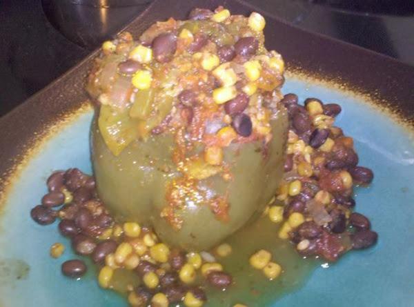 Fiesta Stuffed Peppers Recipe
