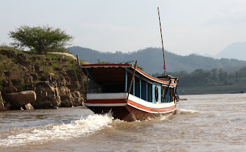 Photo: Day 275 - Boat Trip on Mekong River to Pak Ou Caves #4