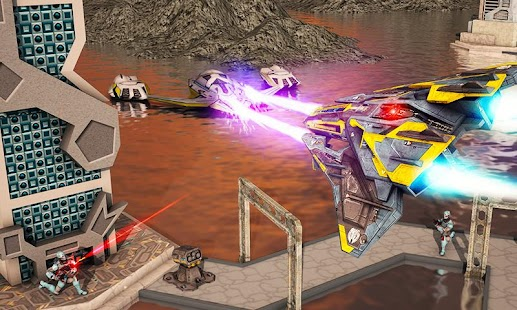 Metal Jet Space War 2016- screenshot thumbnail