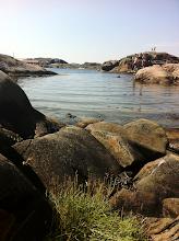 Photo: Bathe in a warm sea.