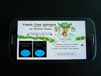 Family Tree Solitaire- screenshot thumbnail