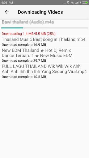 Music Download CC 1.5 300319 screenshots 3