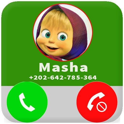 Fake Call From Masha & Bear