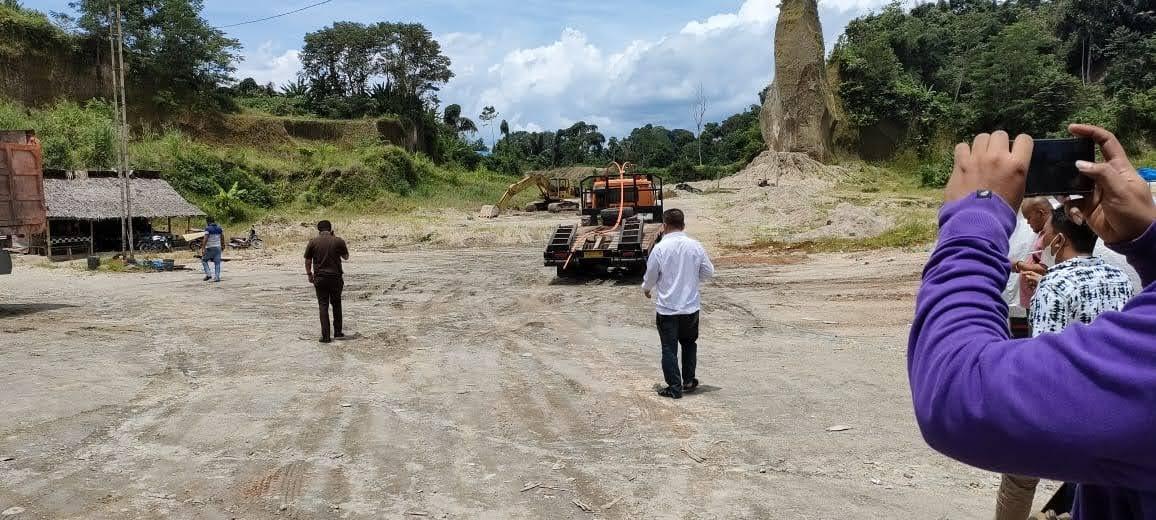 Diduga JPU Kecewa Karena Dibohongi Terdakwa Kasus Minerba Arih Ersada Ginting