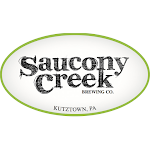 Logo for Saucony Creek Brewing Co.