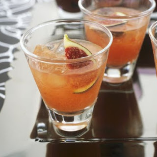 Fig and Melon Cocktail