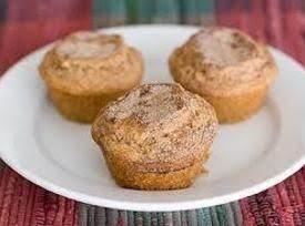 Doughnut Wannabe Muffins