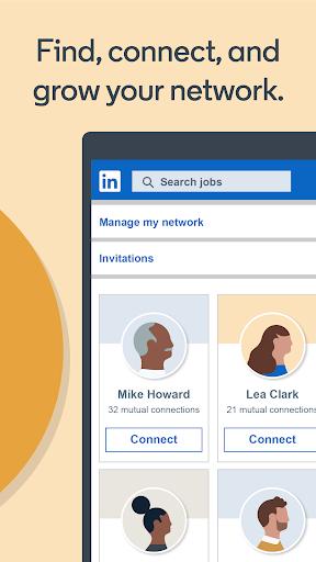 LinkedIn: Jobs, Business News & Social Networking 4.1.483.1 Screenshots 3