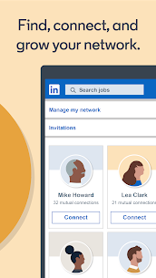 LinkedIn: Jobs, Business News & Social Networking Mod 4.1.508 Apk [Unlocked] 3
