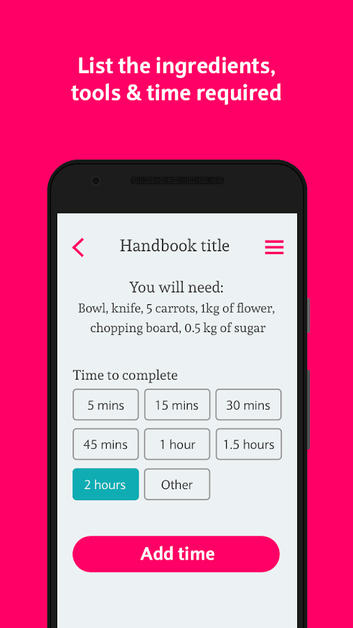 Handybooks – Visual Manuals- screenshot