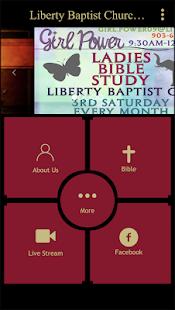 Liberty Baptist Church GBC - náhled