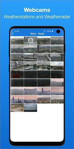 bergfex/Weather App - Forcast Radar Rain & Webcams screenshots 3