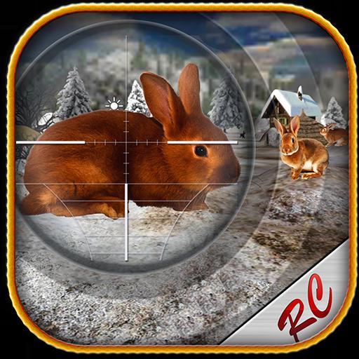 ウサギハンタースノーマウンテン3D 冒險 App LOGO-硬是要APP