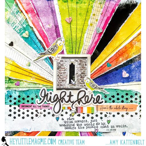 Color Study – Vicki Boutin | Amy Kattenbelt | Part 2