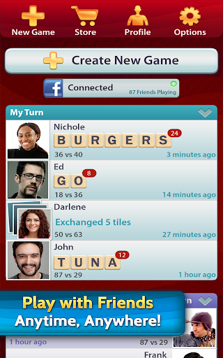 SCRABBLE screenshot 3
