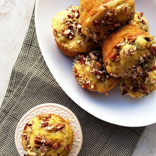 Corn Bread Stuffing Muffins