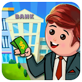 Kids Bank Cashier Job: Cash Management Simulator