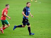 Le Club de Bruges sans deux blessés et quatre cadres en Coupe de Belgique