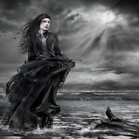 Storm Siren by KT Allen - Digital Art People ( digital manipulation, digital art, composite )
