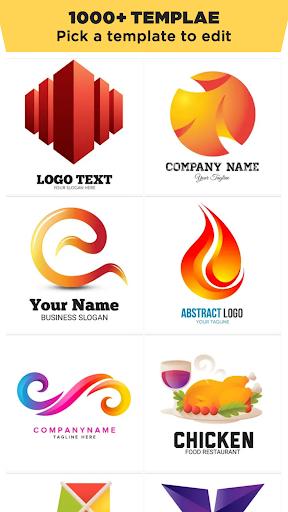 3D Logo Maker: Create 3D Logo and 3D Design Free Apk 1