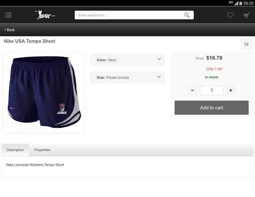 Lax.com screenshot 6