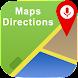 ルート道順Finder:地図、GPSと旅行
