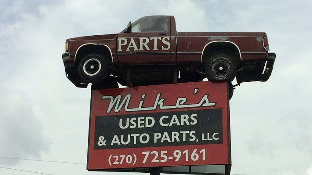 Mikes Used Cars >> Mike S Used Cars Auto Parts Salvage Yard In Russellville