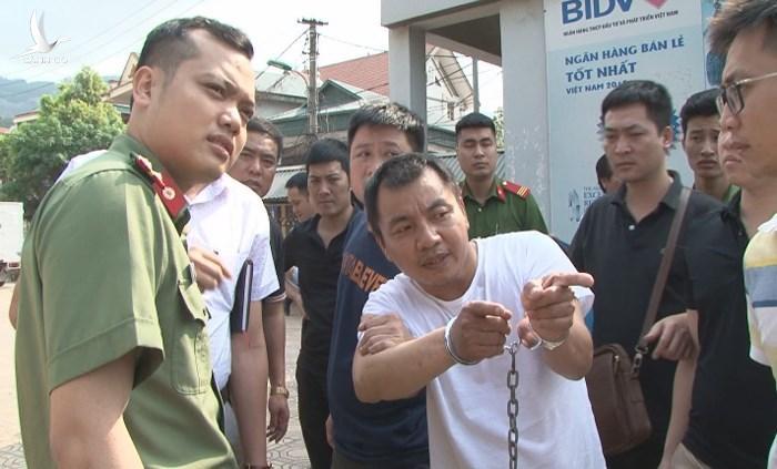 Zeng Zhi Tao khai nhận hành vi phạm tội.