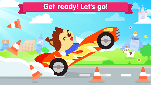 Car games for kids ~ toddlers game for 3 year olds 2.9.0 screenshots 4