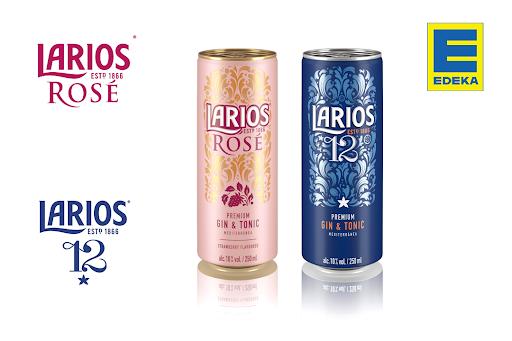 Bild für Cashback-Angebot: 2 für 1 Larios Gin & Tonic 0,25l - Larios