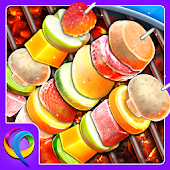 Backyard BBQ Grill Party - Barbecue Cooking Game