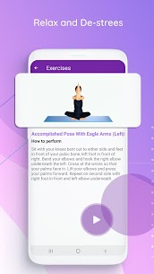 Yoga Workout – Yoga for Beginners – Daily Yoga App Download For Android 3