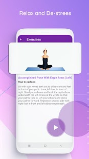 Yoga Workout - Yoga for Beginners - Daily Yoga Screenshot