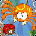 Crazy Bitsy Spider