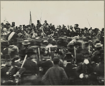 Lincoln's Gettysburg Addresses - Google Cultural Institute