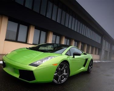 Themes Lamborghini Gallardo screenshot 4