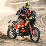 App Dakar Rally Motorcycle Racing Wallpaper APK for Windows Phone
